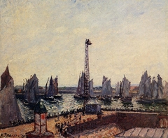 The East Breakwater, Return of The Regatta, Le Havre