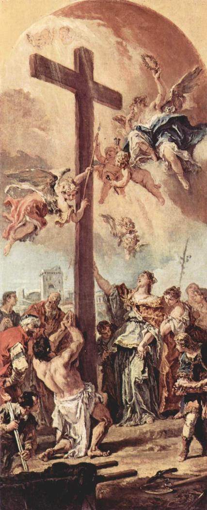 The Exaltation of the True Cross