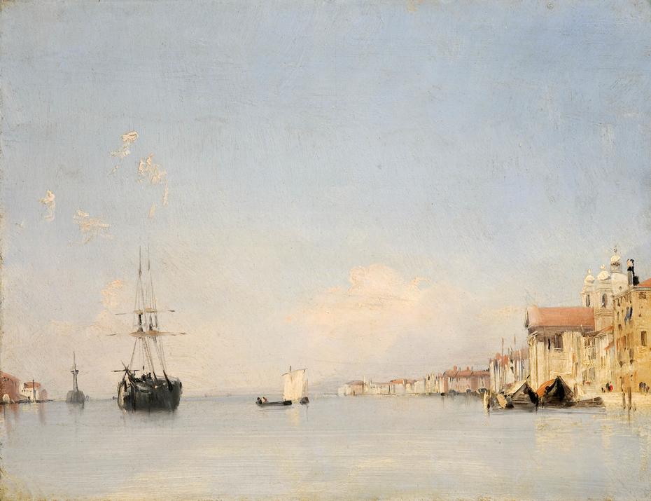 The Giudecca in Venice