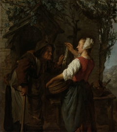 The Herring-Seller