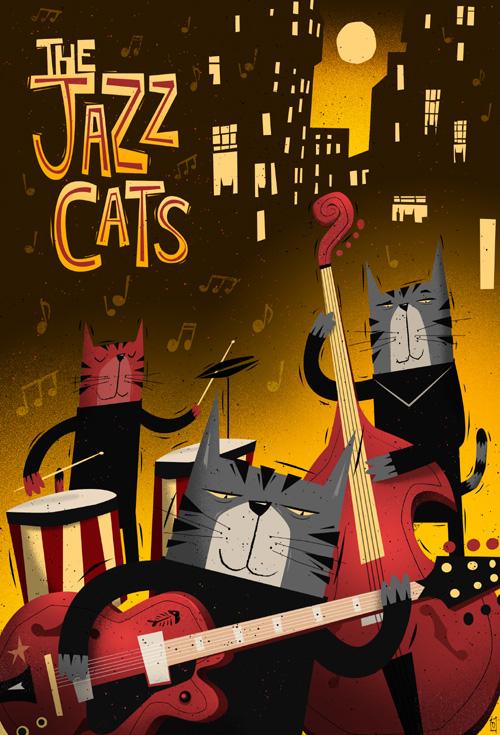 The Jazz Cats