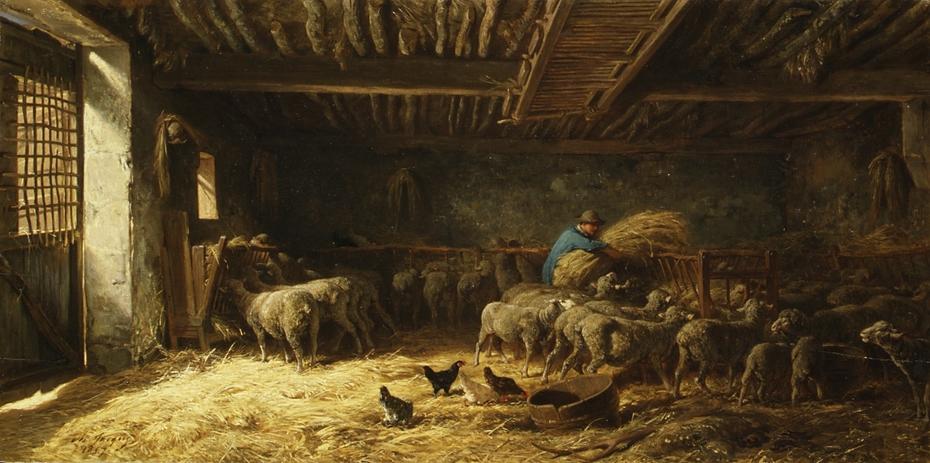 The Sheepfold