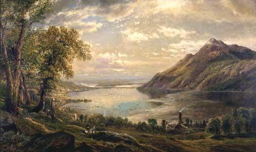 The Susquehanna at Duncannon