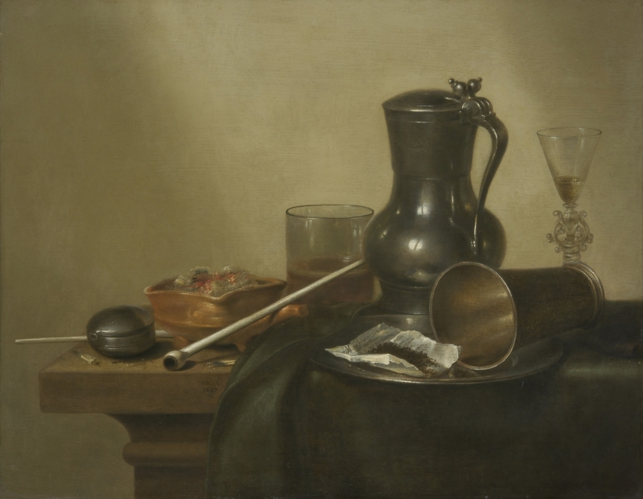 Tobacco Still Life