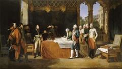 Traité de Loeben, 17 avril 1797