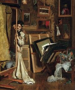 La Psyché (My Studio)