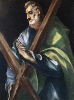 Apostle Saint Andrew
