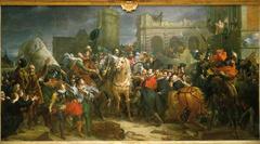 Entrée d'Henri IV à Paris, 22 mars 1594