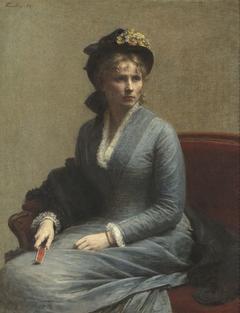 Retrato de Mlle C. D. [Charlotte Dubourg]