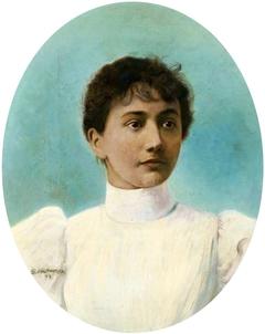 Portrait of Aniela Rapacka