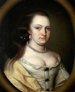Urith Shapcote, Lady Pole (c. 1623 - 1697)
