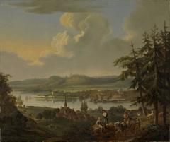 Utsikt fra Ekebergåsen