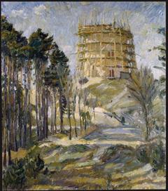 Water Tower in Hermsdorf