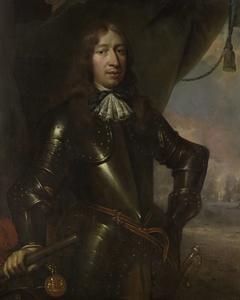 Willem Joseph Baron van Gendt (1626-1672). Vice Admiral