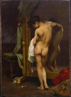 A Venetian Bather