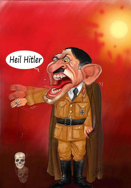 Adolf Hitler_Heil Hitler