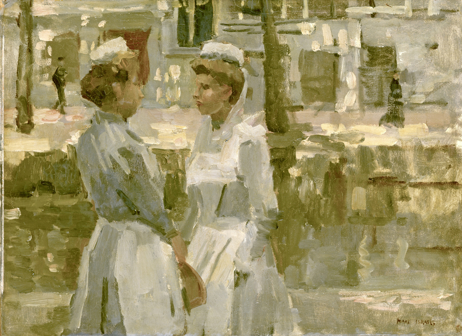 Amsterdam household maids