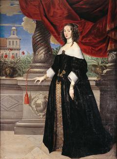 Anna Margareta von Haugwitz (1622 – 73)