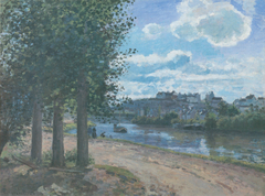 Banks of the Oise, Pontoise
