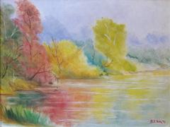 Batare - river Spreca.