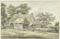 Boerderij te Eext, Drenthe