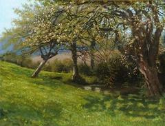 Burghfield Orchard, near Reading