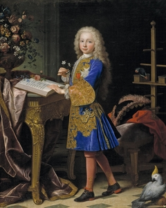Charles III as a Child