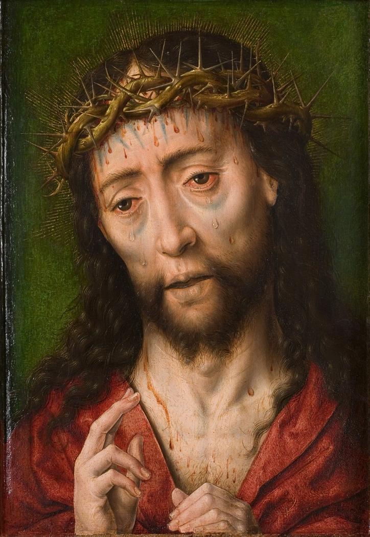 Christus met de doornenkroon