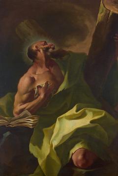 Der Apostel Andreas