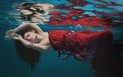 Dream of the red Nereid