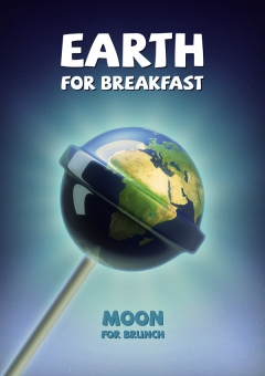 Earth for breakfast