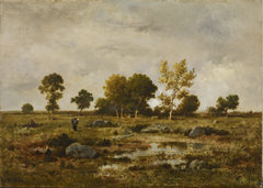 Effect of Autumn, Fontainebleau