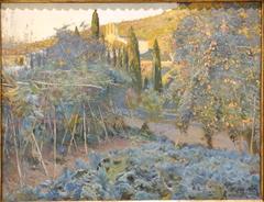 El huerto y la ermita (The Orchard and the Shrine)