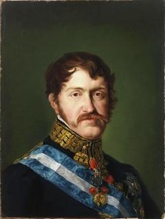 El infante Carlos María Isidro de Borbón