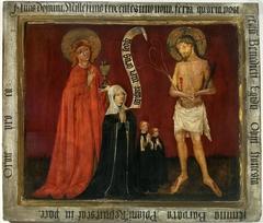 Epitaph of Barbara Polani