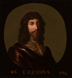 Eugenius III, King of Scotland (535-58)