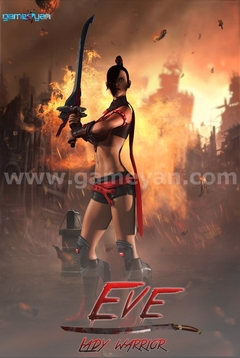 EVE - Lady Warrior By GameYan Game Development Companies