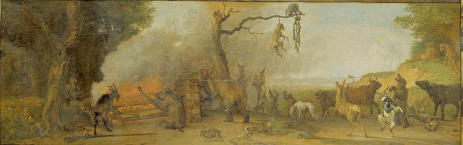 Execution of Hunter and Hounds