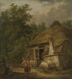Farmhouse near Helvoirt