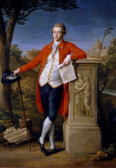 Francis Basset, I Baron of Dunstanville