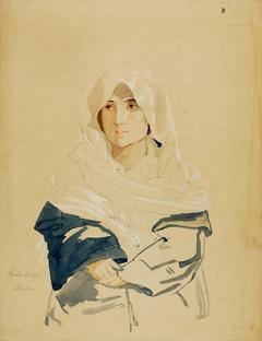 Greek Lady, Brusa