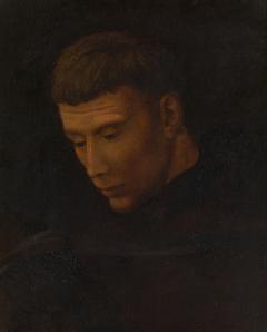 Head of a Friar