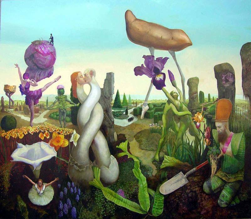 """""""Hortus Mirabilis"""""""