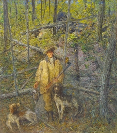 Hunter and Dogs