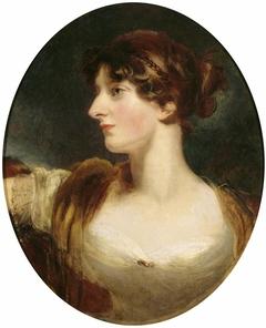 Isabella Anne Hutchinson, Mrs Jens Wolff (?1771-1829)