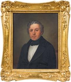 Julius Geber (1816-1876), wholesale dealer, banker, married to Hilda Philipson