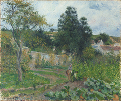 Kitchen Gardens at L'Hermitage, Pontoise