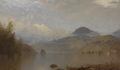 Lake George, Black Mountain