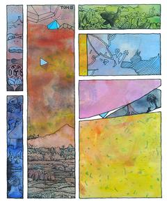 landscape comic