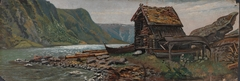 Landscape from Sogn
